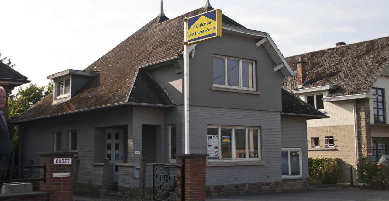 Namur office du prêt hypothécaire de belgique courtier